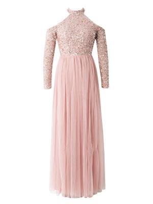 Maya cold shoulder high neck maxi dress - Wholesale Pack