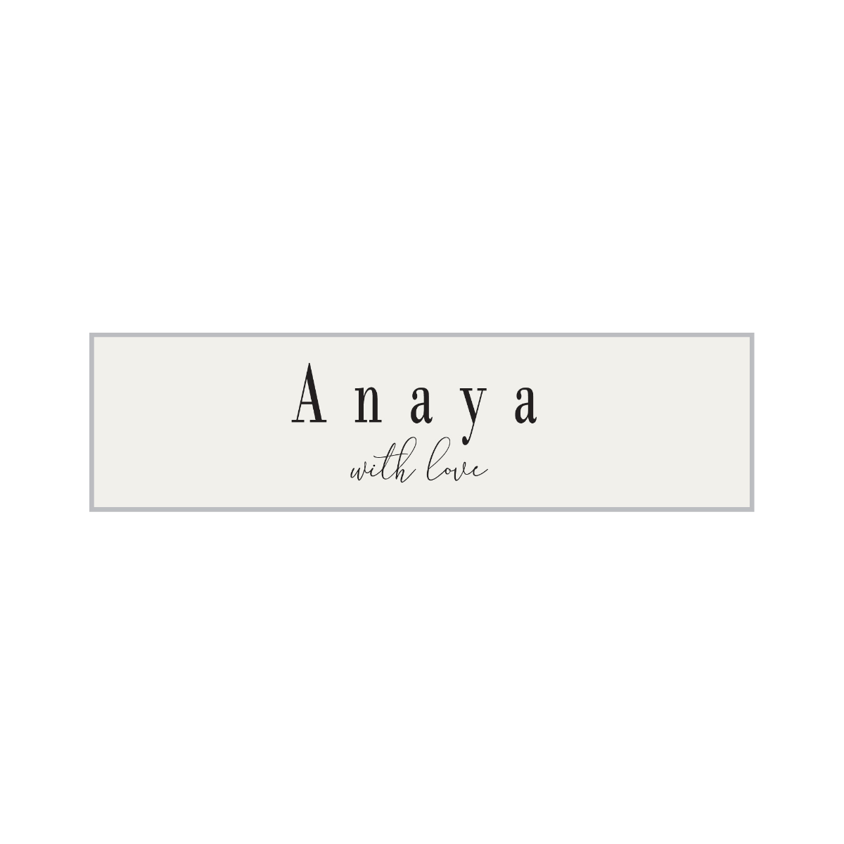 Anaya with Love - Ethically Sourced and Recycled Dresses